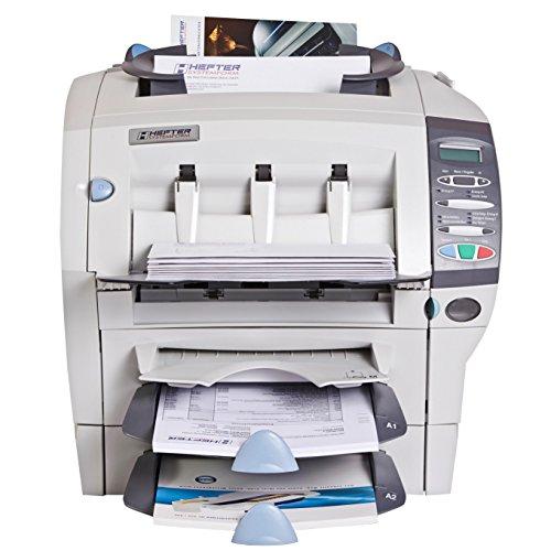 Tisch-Kuvertiermaschine SI 1050 - bedienerfreundlich, kompakt und zuverlässig!