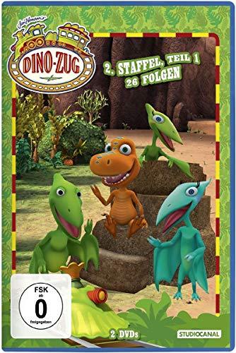 Dino-Zug - 2. Staffel, Teil 1, 26 Folgen [2 DVDs]