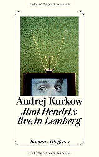 Buchseite und Rezensionen zu 'Jimi Hendrix live in Lemberg von Johanna Marx (Übersetzer), Sabine Grebing (Übersetzer) (24. September 2014) Gebundene Ausgabe' von