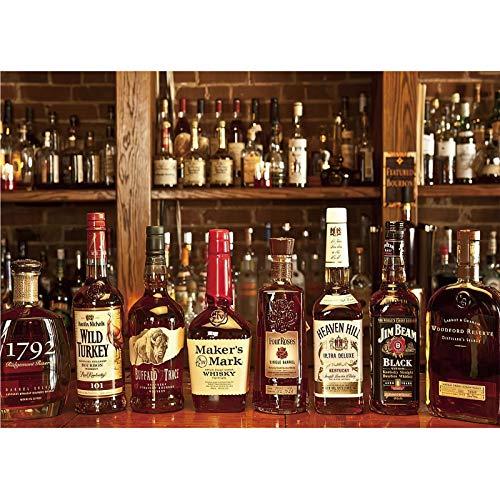 Puzzles Whisky Bottle