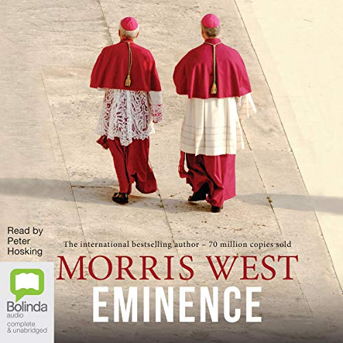 Eminence audiobook cover art