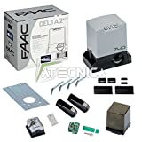 FAAC Delta 2 Kit Safe 1056303445 Kit for sliding gate automation, 500 kg, 230 V