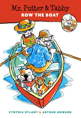 Mr. Putter & Tabby Row The Boat (Turtleback School & Library Binding Edition)