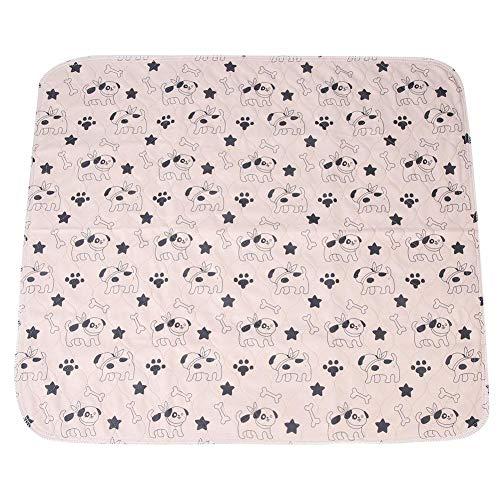 Antilog hond Pee Mat, Herbruikbare hond kat Pee pad lekt bewijs van tapijt om vloeren te beschermen, auto, houden Crate gemakkelijk te reinigen, Afmetingen: 70 x 80 cm.