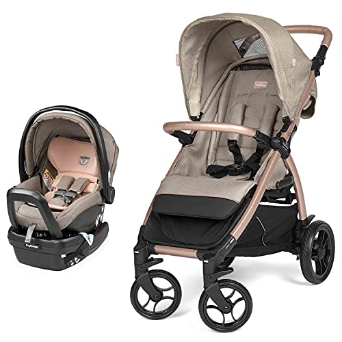 Product Image of the Peg Perego Booklet 50 Travel System, Mon Amour