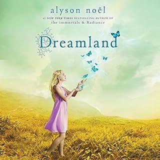 Dreamland audiobook cover art
