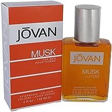 Jöváñ MUSK by Jöváñ for Men After Sháve/Cologñe 4 oz