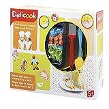 Delicook Set Pasticceria Completo per Bambini...