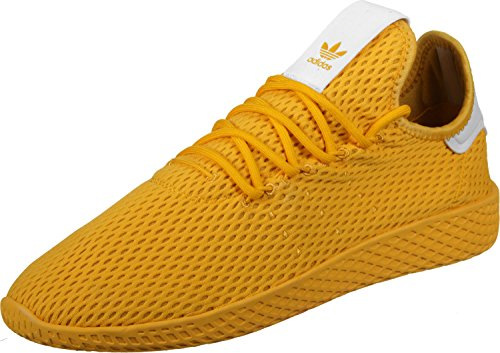 adidas Men's Pw Tennis Hu Fitness Shoes, Gold (Doruni/Doruni/Ftwbla), 6 UK