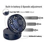 Zoom IMG-2 easyacc mini ventilatore collo portatile