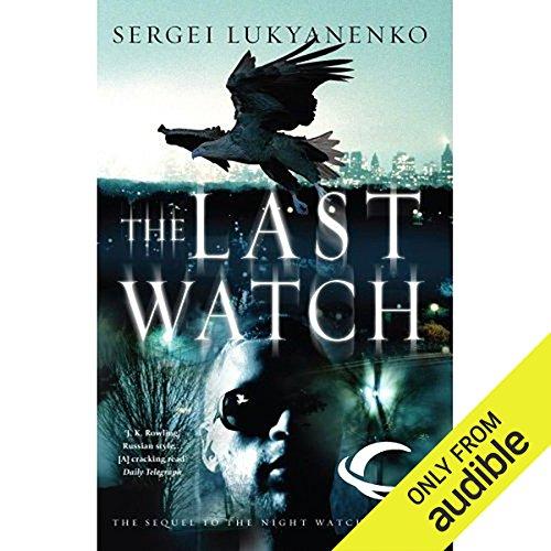 Last Watch audiobook cover art