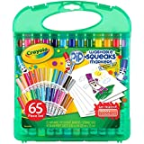 Crayola Pip Squeaks Washable Markers Set, Gift for...
