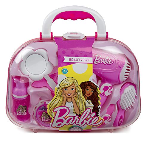 Grandi Giochi-Gg00570 Set Bellezza Barbie, Multicolore, GG00570