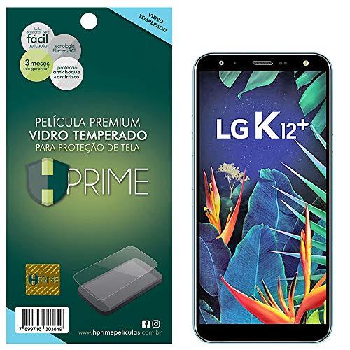 Pelicula de Vidro Temperado 9h para LG K12 Plus (K40), HPrime, Película Protetora de Tela para Celular, Transparente