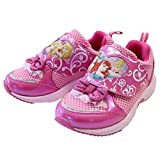 [コマリヨー] スニーカー キッズ 靴 子供 女の子 ディズニー プリンセス disney princess kids 7452 (17cm)