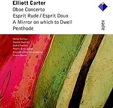 Best elliott carter oboe concerto Reviews