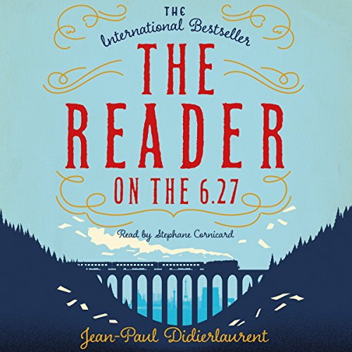 The Reader on the 6.27 cover art