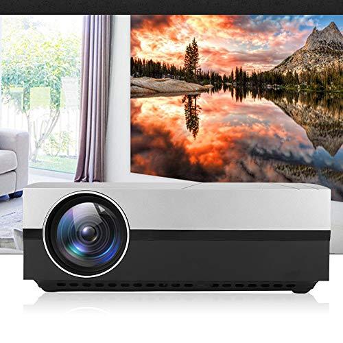 Nannday Mini proyector portátil, 3800Lm HD LED Proyector ...