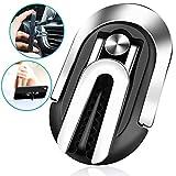 Metal Phone Ring Holder, Rommisie 3-in-1 Universal car Bracket, Mobile Phone...