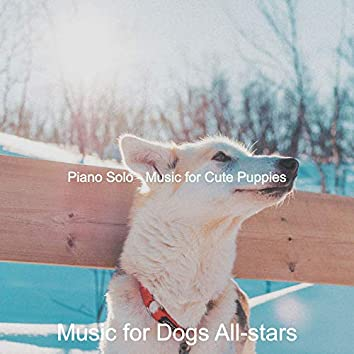 Piano Solo - Music for Cute Puppies