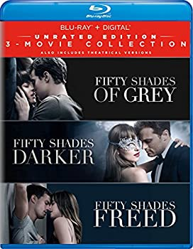 Fifty Shades  3-Movie Collection [Blu-ray]