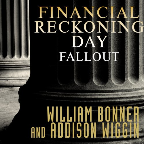 Financial Reckoning Day Fallout audiobook cover art