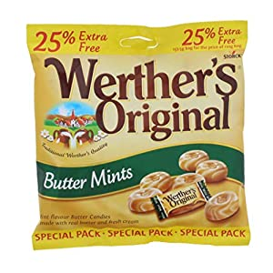 werther's original butter mints 110g (pack of 3) Werther's Original Butter Mints 110g (Pack of 3) 51k74IoNkRL