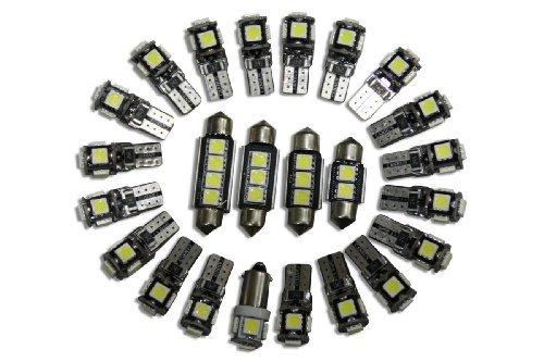 intérieur blanc d'éclairage de 9 Canbus LED