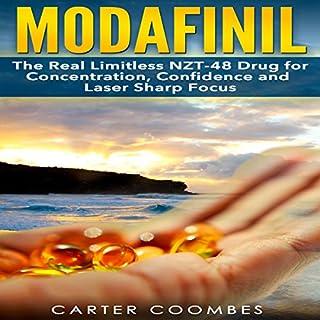 Modafinil audiobook cover art