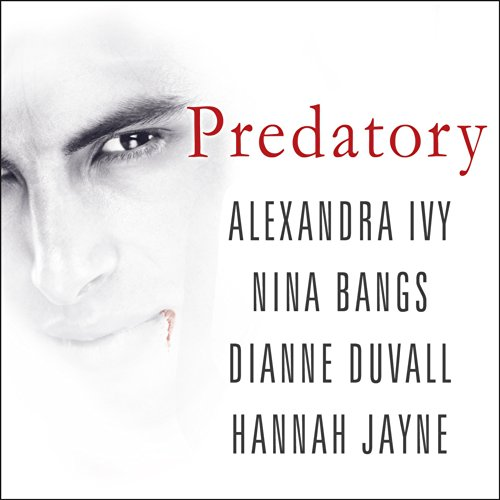 Predatory audiobook cover art