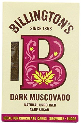 (2er BUNDLE)| Billingtons - Dark Muscovado Sugar -500g