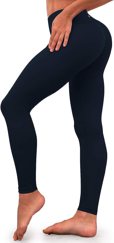 fc2ea02c86217 BUBBLELIME 22 26 Inseam Pants Inner Pocket Running Pants High Waist ...