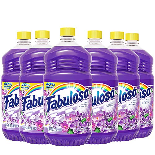 FABULOSO All Purpose Cleaner, La...