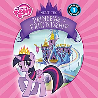 My Little Pony: Meet the Princess of Friendship cover art
