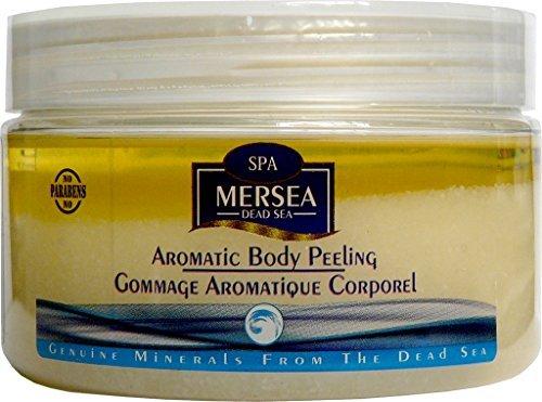 Mersea Totes Meer Salz Peeling - Vanille, 1er Pack (1 x 250 ml)