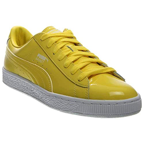 PUMA Men s Basket Matte and Shine Fashion Sneaker 42ccca105