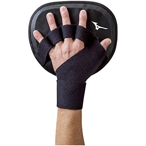 MIZUNO(ミズノ) キャッチトレーナー (左利き・右手用) 素手感覚で正しい捕球動作をトレーニング