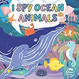 I Spy Ocean Animals: Fun Activity and Guessing Game Book for Kids Ages 2-5, Toddlers and...