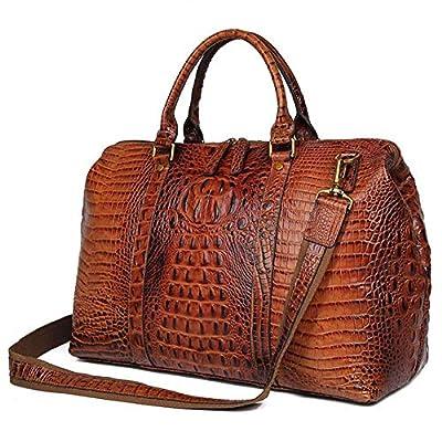 SZ JIAOJIAO Retroleder Business-Handtasche