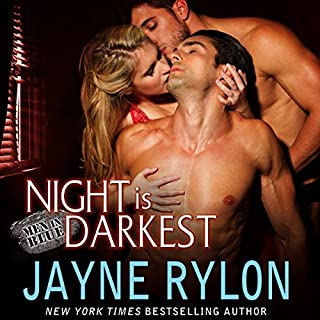 Night Is Darkest audiobook cover art