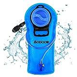 AODOOR Poche Hydratation, 2 litres Poche a Eau, Réservoir d'eau de Sport Sacs à Dos...