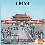 China Calendar 2022: Official China Calendar 2022, 16 Month Calendar 2022
