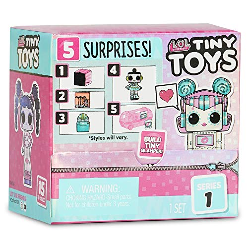 L.O.L Surprise - Tiny Toys S7 (Giochi Preziosi LLUB5000) , color/modelo surtido
