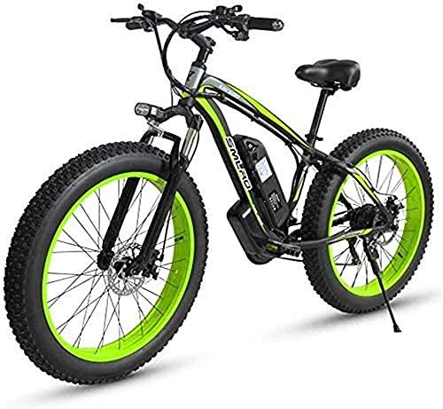 CASTOR Bicicleta electrica Bicicletas eléctricas rápidas para Adultos Bici eléctrica Plegable 500W...