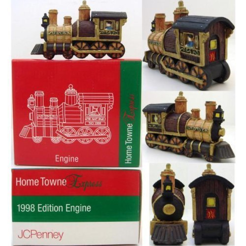 JC Penny Home Towne Express Train – 1998 Edition (Dampfmaschine) von JC Penny