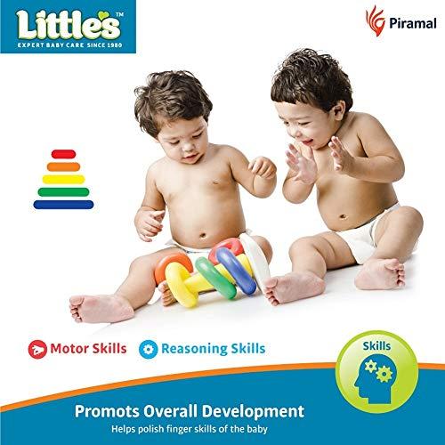 Little's Junior Ring (Plastic,Multicolour)