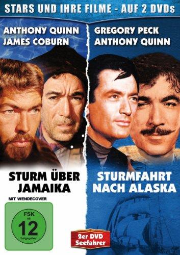 Sturm über Jamaika / Sturmfahrt nach Alaska [2 DVDs]