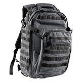 5.11Tactical All Hazards Prime Assault Backpack, Molle Bag Rucksack Pack, 29 Liter Medium, Style 56997, Double Tap
