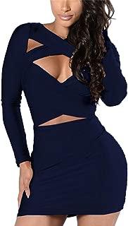 Best navy blue club dress Reviews