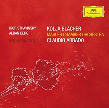 Stravinsky, Berg: Violin Concertos